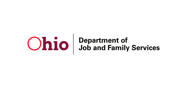 Ohio Dept of Job and Family Services logo